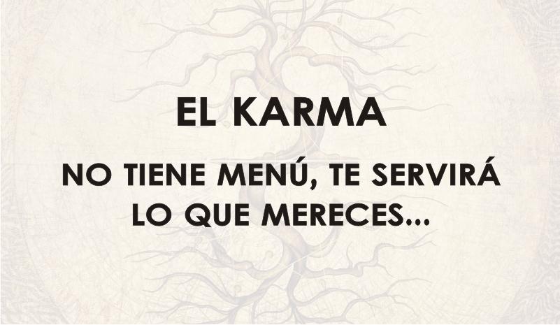 karma-leyes
