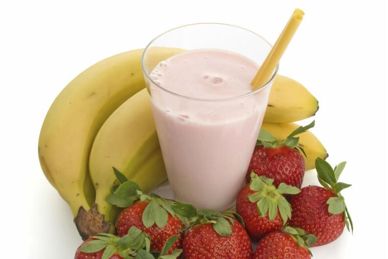 Delicioso-batido-de-banano-y-fresa-2