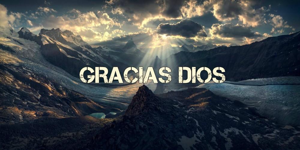GRACIAS-DIOS